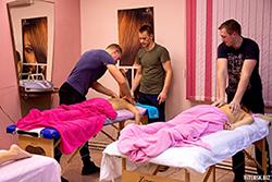 обучение массажистов в одессе