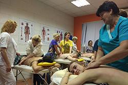 обучение массажу в одессе