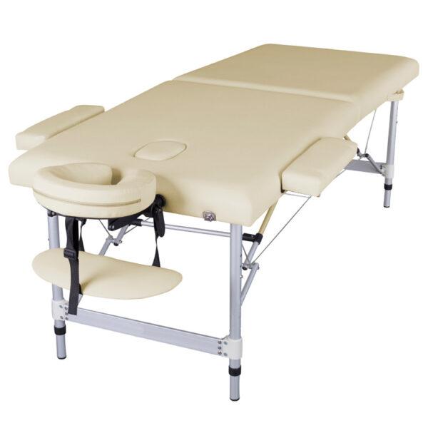 Массажный-стол-DIO---алюминий,-2-секции,-стандарт