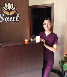 массажистка в SouL