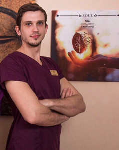 массажист-Александр в массажном салоне SouL